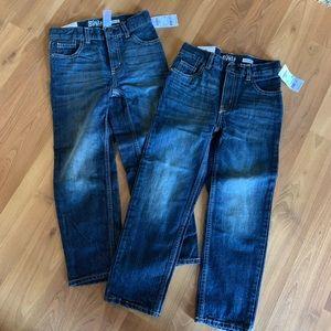NWT B'Gosh jeans size 6